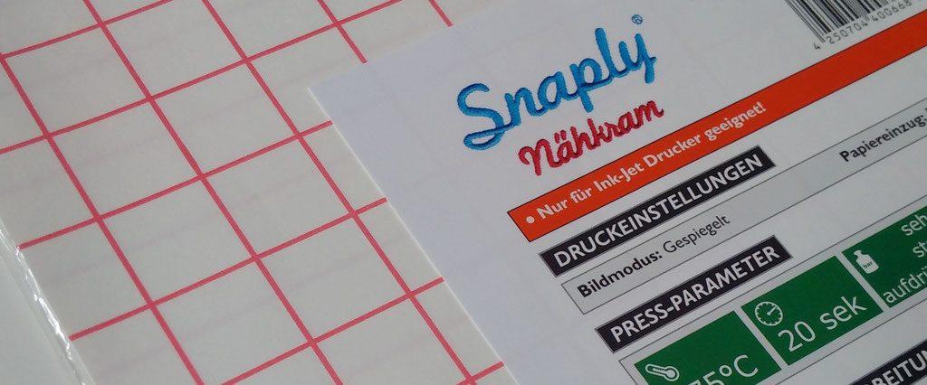 snaply transferfolie labels selbst machen schnittenliebe