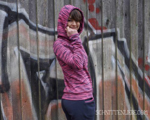 Schnittenliebe Nanuk-My Sweety WZ Stoffkontor Lisa Designnähen