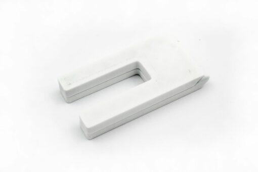 3D Druck Schnittenliebe Höhenausgleich Nähmaschine Weiß
