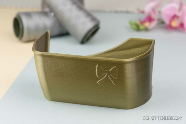 Schnittenliebe 3D collecting container W6 N454D old gold