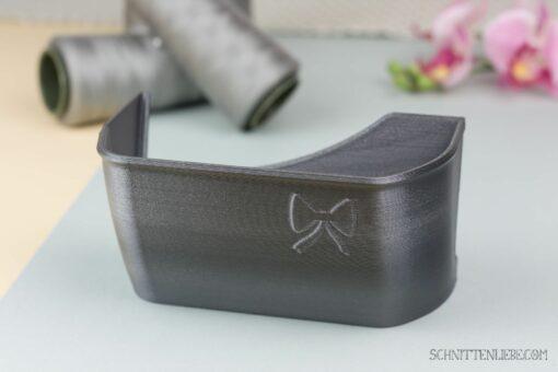 Schnittenliebe 3D Auffangbehälter W6 metallic