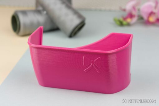 Schnittenliebe 3D Auffangbehälter W6 Pink