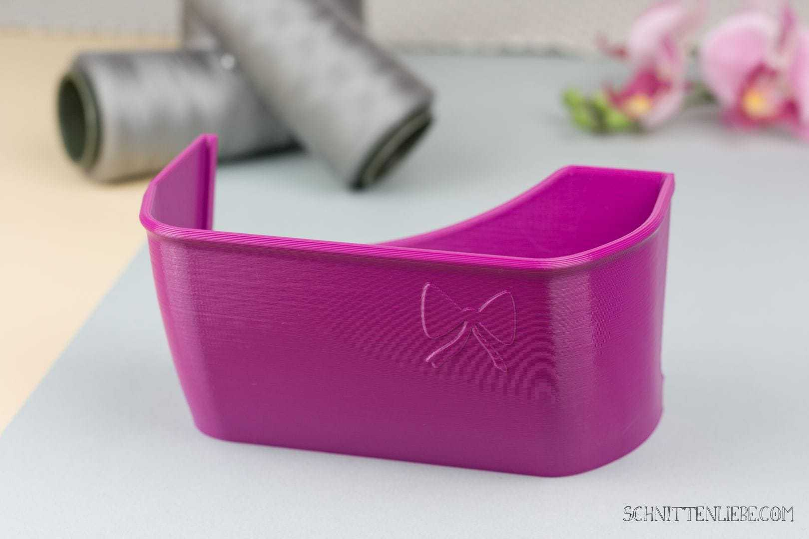 Schnittenliebe 3D collecting container W6 N454D purple
