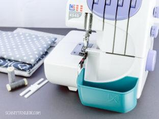 Schnittenliebe 3D Auffangbehälter W6 Petrol