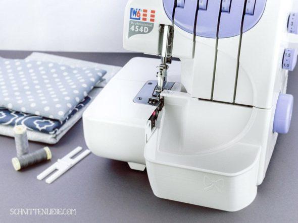 Schnittenliebe 3D Auffangbehälter W6 Weiß