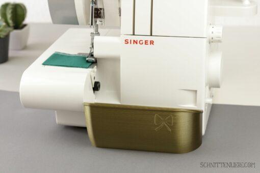 Schnittenliebe 3D Auffangbehälter Singer 14sh754 altgold