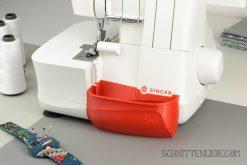 Schnittenliebe 3D Auffangbehälter Singer S14-78 Feuerrot