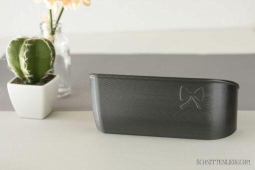 Schnittenliebe 3D Auffangbehälter Singer 14sh754 metallic