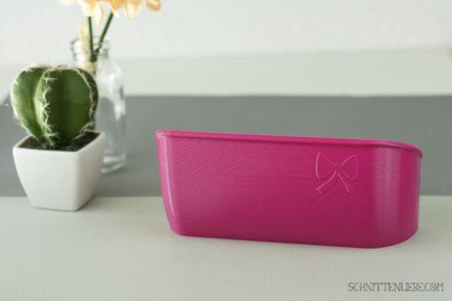 Schnittenliebe 3D Auffangbehälter Singer 14sh754 Pink