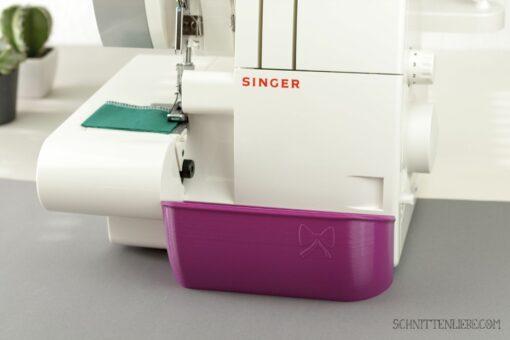 Schnittenliebe 3D Auffangbehälter Singer 14sh754 Purpur