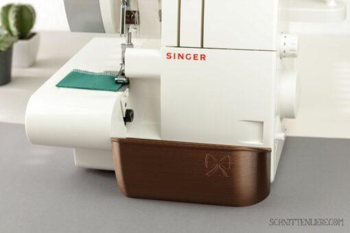 Schnittenliebe 3D Auffangbehälter Singer 14sh754 Kupfer