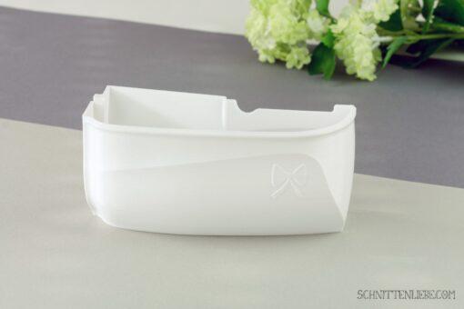 Schnittenliebe 3D Auffangbehälter Singer S14-78 Transluzent Weiß