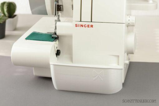 Schnittenliebe 3D Auffangbehälter Singer 14sh754 Weiß