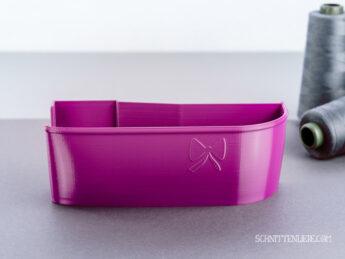 Schnittenliebe 3D collecting container Baby Lock Enlighten Evolution purple
