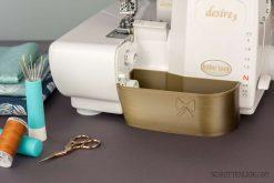 Schnittenliebe 3D Auffangbehälter Babylock Desire 3 Altgold