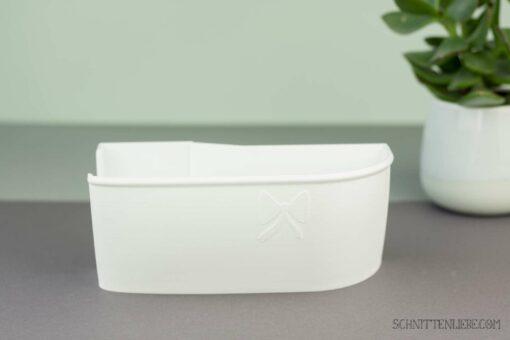 Schnittenliebe 3D Auffangbehälter Babylock Desire 3 Weiß