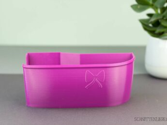 Schnittenliebe 3D collecting container Baby Lock Desire 3 purple