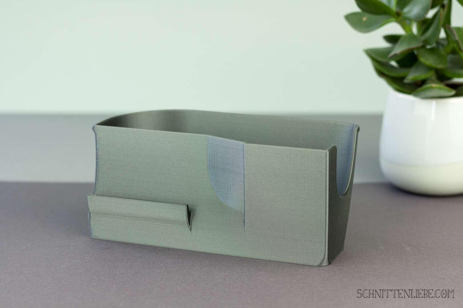 Schnittenliebe 3D collecting container Baby Lock Desire 3 metallic