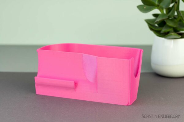 Schnittenliebe 3D collecting container Baby Lock Desire 3 pink