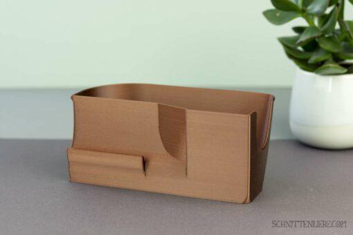 Schnittenliebe 3D Auffangbehälter Babylock Desire 3 Kupfer