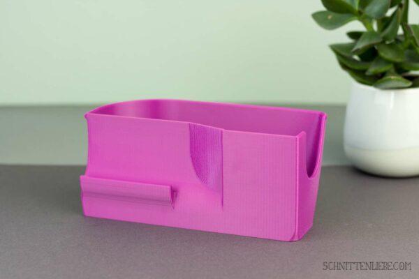 Schnittenliebe 3D collecting container Baby Lock Desire 3 purple