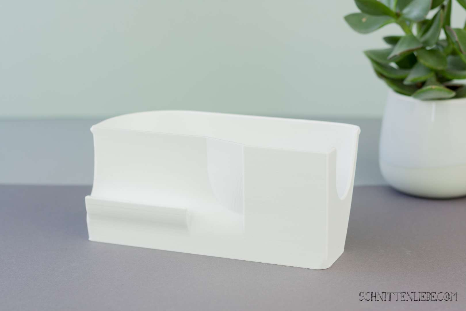 Schnittenliebe 3D collecting container Baby Lock Desire 3 white