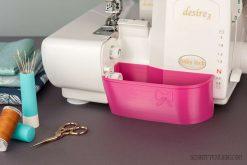 Schnittenliebe 3D Auffangbehälter Babylock Desire 3 Pink