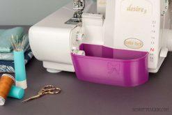 Schnittenliebe 3D Auffangbehälter Babylock Desire 3 Purpur