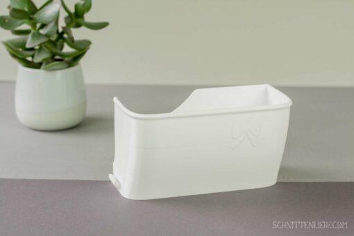 Schnittenliebe 3D Auffangbehälter Gritzner 788 weiß
