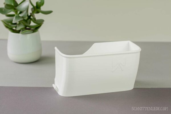 Schnittenliebe 3D collecting container Gritzner 788 white