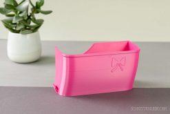 Schnittenliebe 3D Auffangbehälter Gritzner 788 Pink