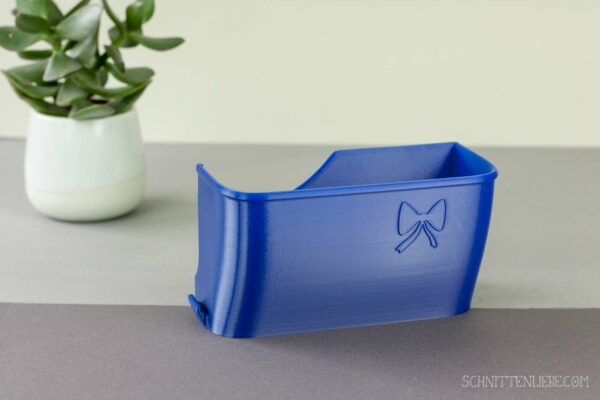 Schnittenliebe 3D collecting container Gritzner 788 royal