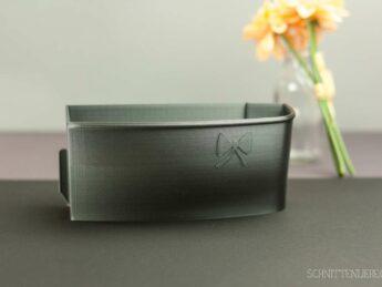 Schnittenliebe 3D collecting container Baby Lock Ovation Gloria metallic