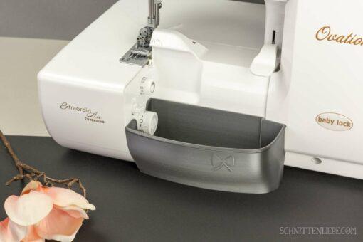 Schnittenliebe 3D Auffangbehälter Babylock Ovation Gloria Metallic