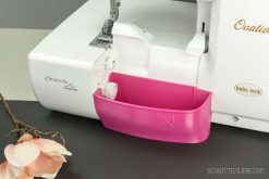 Schnittenliebe 3D Auffangbehälter Babylock Ovation Gloria Pink