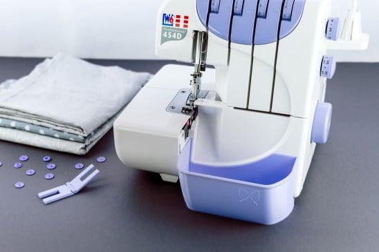 Schnittenliebe 3D Auffangbehälter W6 N454D flieder lila