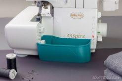 Schnittenliebe 3D Auffangbehälter Baby Lock Enspire petrol