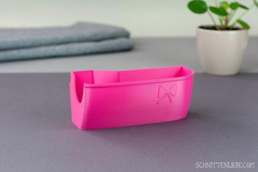 Schnittenliebe 3D Auffangbehälter Baby Lock Enspire pink