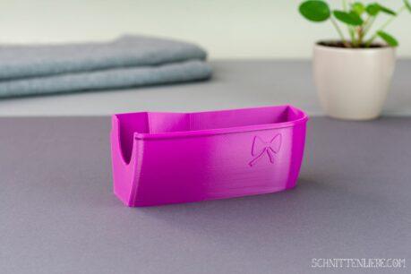 Schnittenliebe 3D collecting container Baby Lock Enspire purple