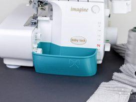 auffangbehälter baby lock imagine