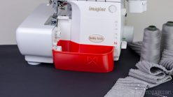 Schnittenliebe 3D Auffangbehälter Baby Lock Imagine feuerrot