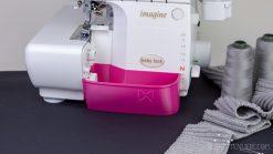Schnittenliebe 3D Auffangbehälter Baby Lock Imagine pink