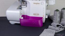Schnittenliebe 3D Auffangbehälter Baby Lock Imagine purpur