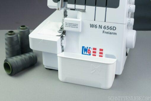 Schnittenliebe 3D Auffangbehälter W6 N656D weiß