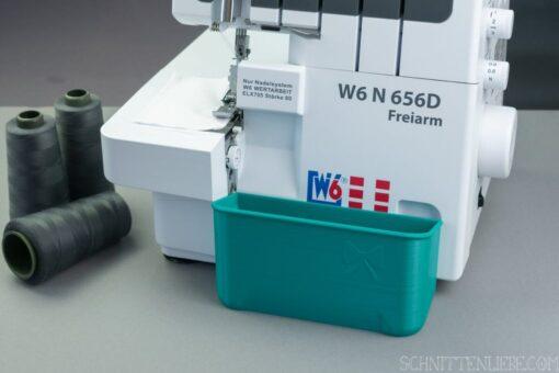 Schnittenliebe 3D Auffangbehälter W6 N656D petrol