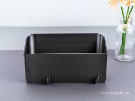 Schnittenliebe 3D Auffangbehälter W6 N656D metallioc