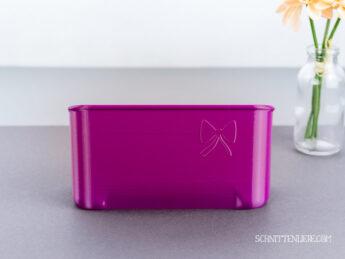 Schnittenliebe 3D Auffangbehälter W6 N656D purpur