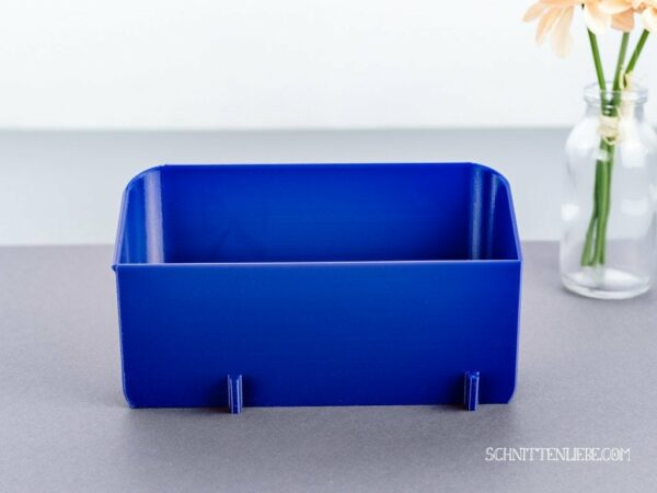 Schnittenliebe 3D collecting container W6 N656D royal