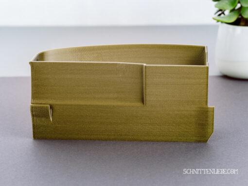 Schnittenliebe 3D Auffangbehälter Babylock Acclaim altgold