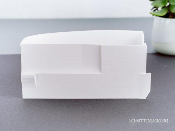 Schnittenliebe 3D Auffangbehälter Babylock Acclaim weiß